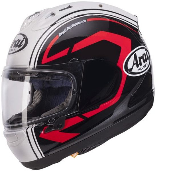 Arai RX-7V - Statement Black Black