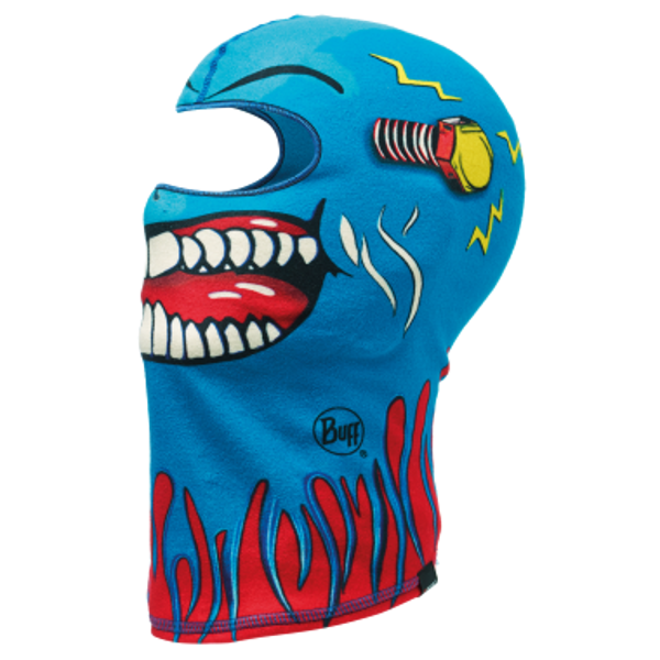 Buff Junior & Child Polar Balaclava - Terrifying/Cru