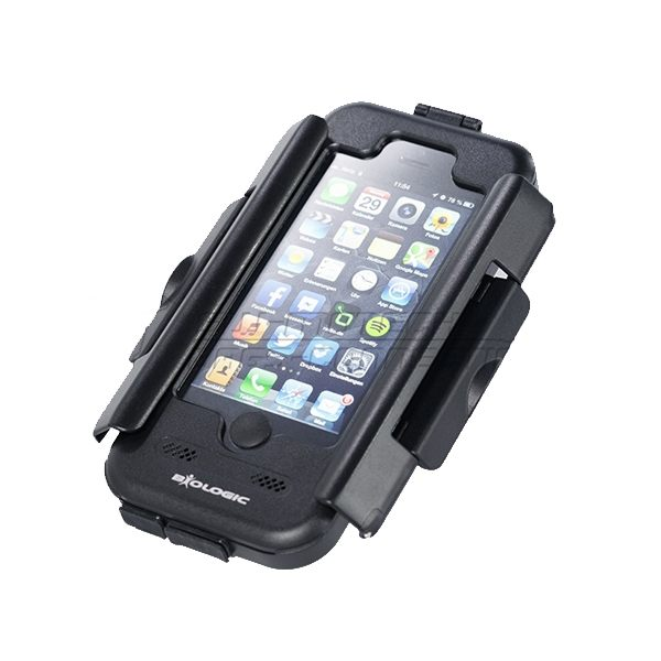 SW-Motech HardCase For iPhone 5 Splashproof For GPS Mount - Black