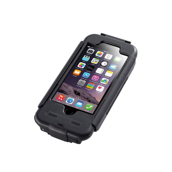 SW-Motech HardCase For iPhone 6 Splashproof For GPS Mount - Black