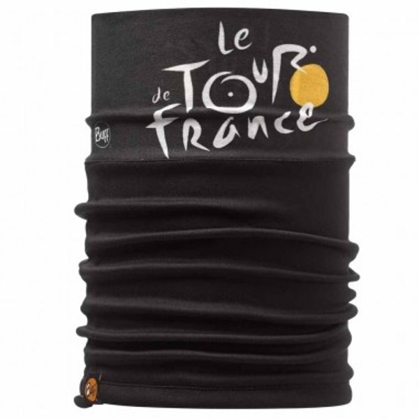 Buff Tour De France Windproof Neckwarmer - Tour Black
