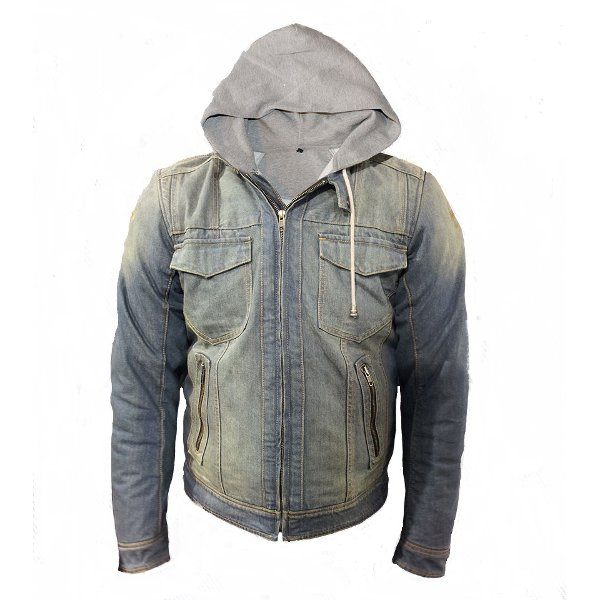 Bull-It Jacket Roadster SR6 Mens - Blue