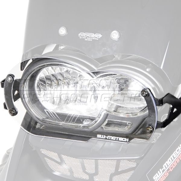 SW-Motech Headlight Protection BMW R1200Gs 2013-On - Black