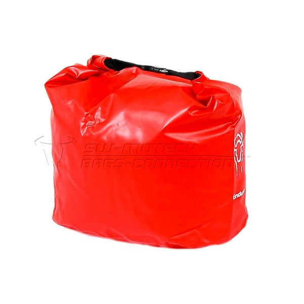 SW-Motech Innerbag Enduro Waterproof Tarpaulin Waterproof 22L - Red