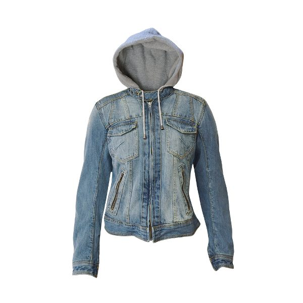 Bull-It Jacket Roadster SR6 Ladies - Blue