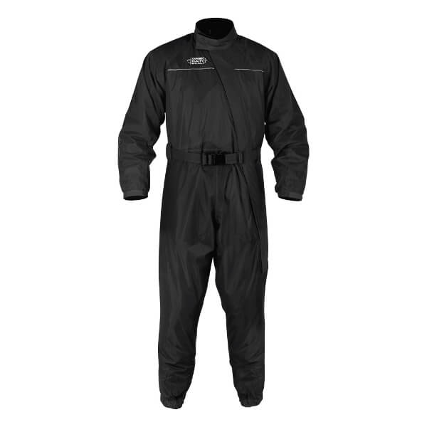 Oxford Rainseal Black Over Suit