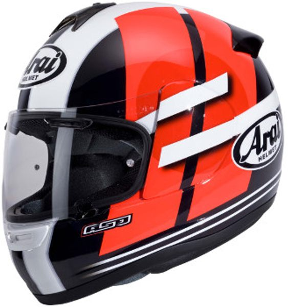 Arai Axces 3 - Sensai Red