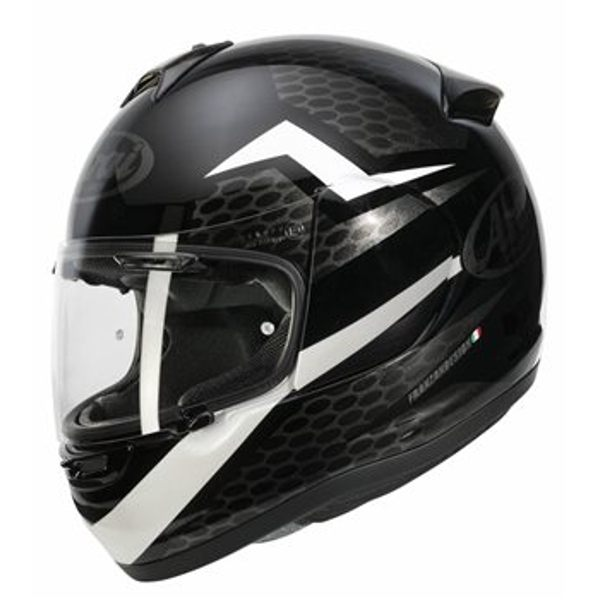 Arai Axces 3 - Keen White
