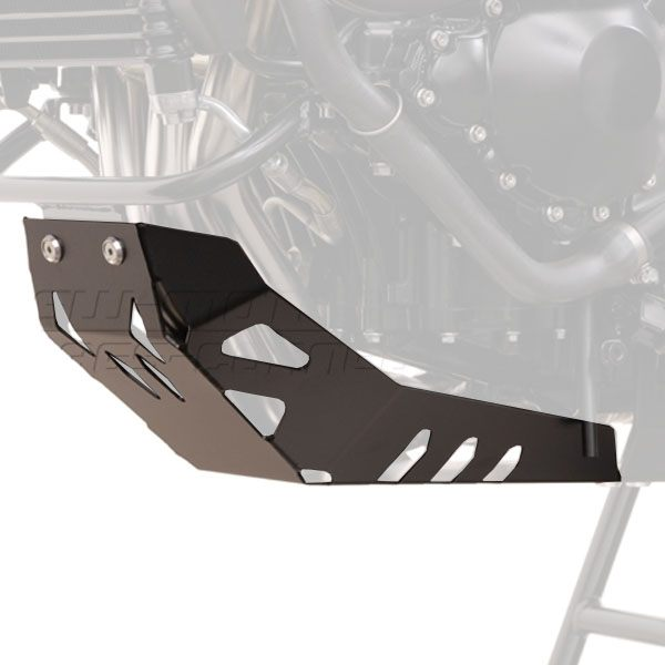 SW-Motech Aluminium Engine Guard Triumph Tiger 1050/SE 2006- - Black