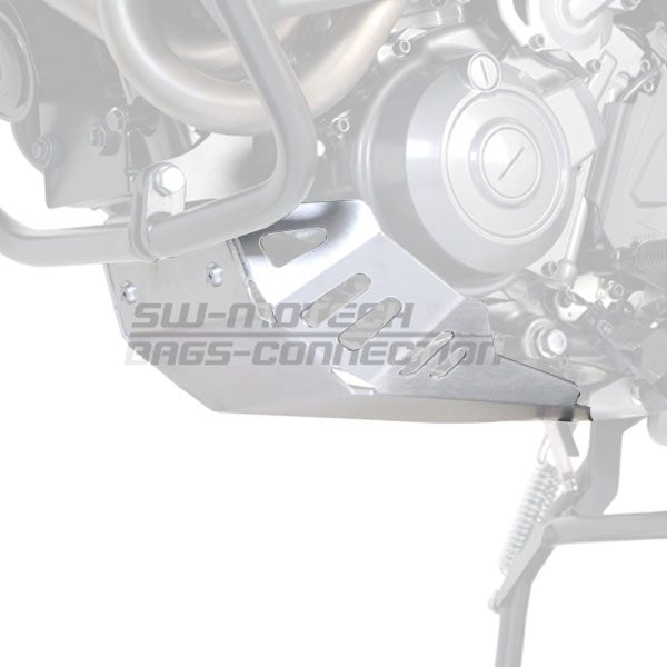 SW-Motech Aluminium Engine Guard Yamaha XTZ660 Tenere 2008-On