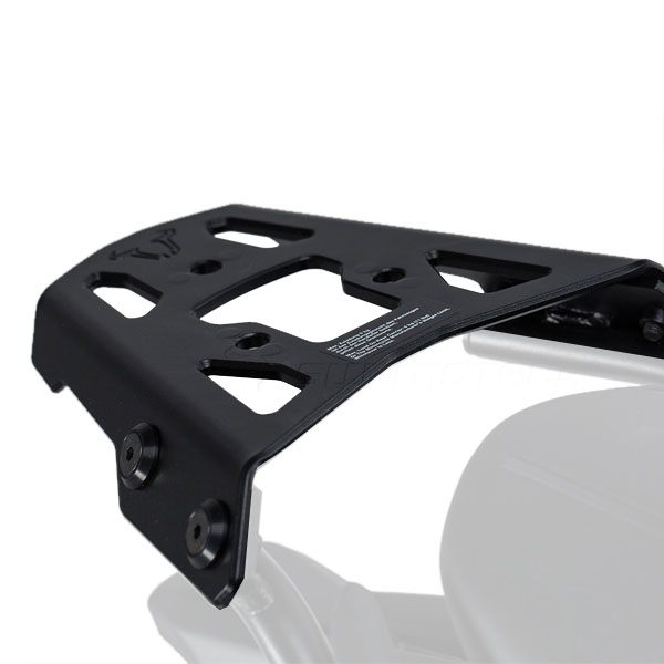 SW-Motech Aluminium Rack Black Ducati Monster 1200 2014-