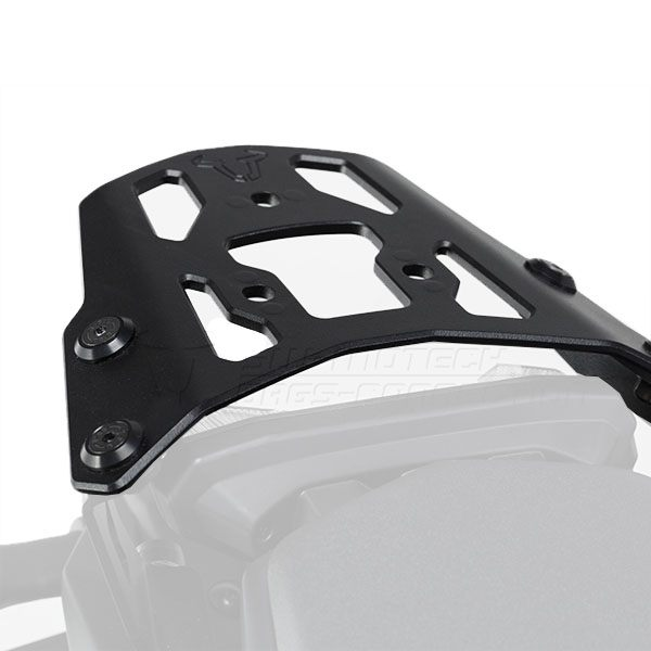 SW-Motech Aluminium Rack Black Yamaha MT-09 2013-