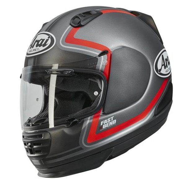 Arai Rebel - Trophy Red