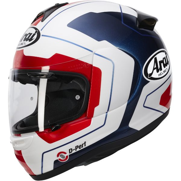 Arai Axces 3 - Line Blue