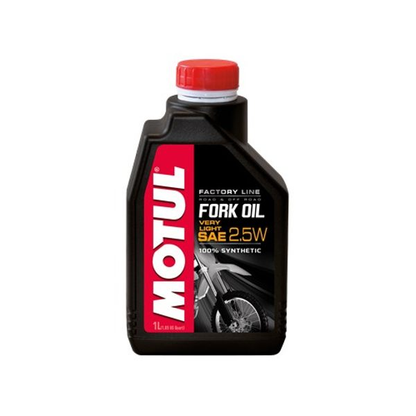 Motul Fork Oil Very Light 2.5w 1Ltr Factory Line