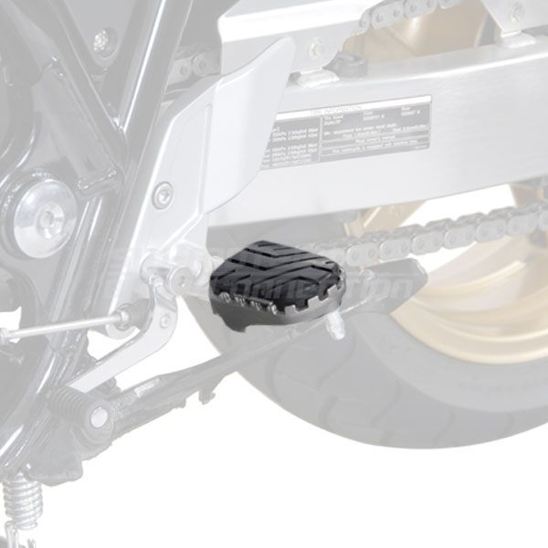 SW-Motech Footrest Kit Honda/BMW/Triumph Models