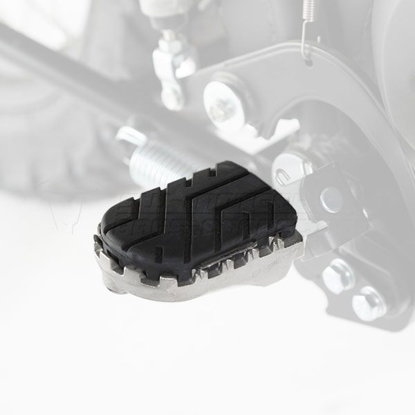 SW-Motech Footrest Kit Kawasaki KLR650 2001-08