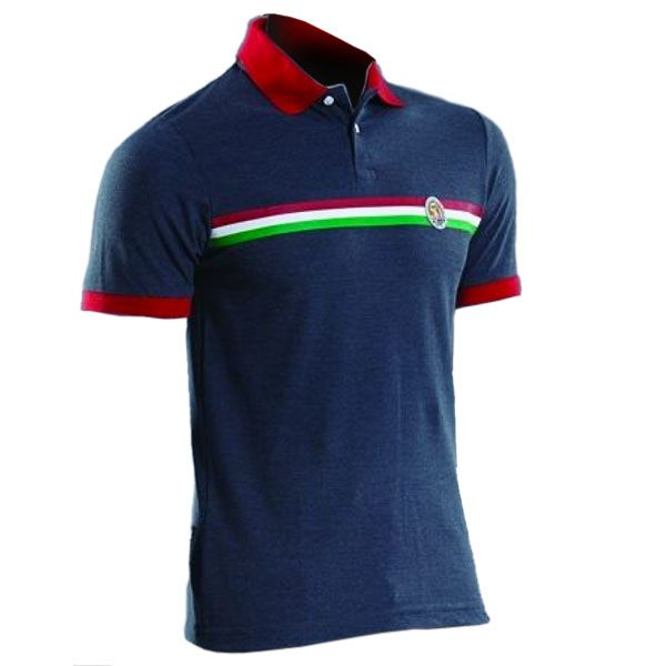 Sidi Casuals Polo Shirt - Heritage Grey