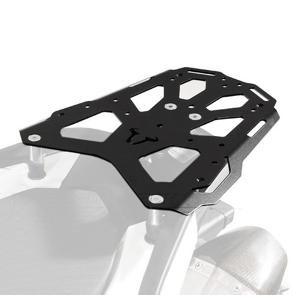 SW-Motech Steel Rack KTM 990 SMT 2008- - Black