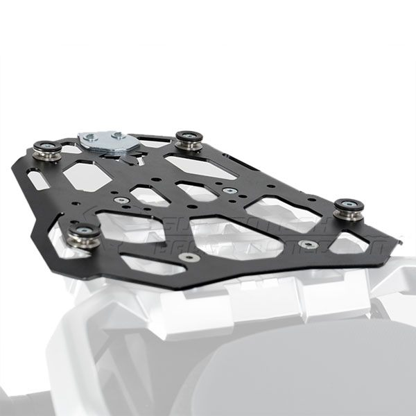 SW-Motech Steel Rack Suzuki V-Strom 1000 2014- - Black
