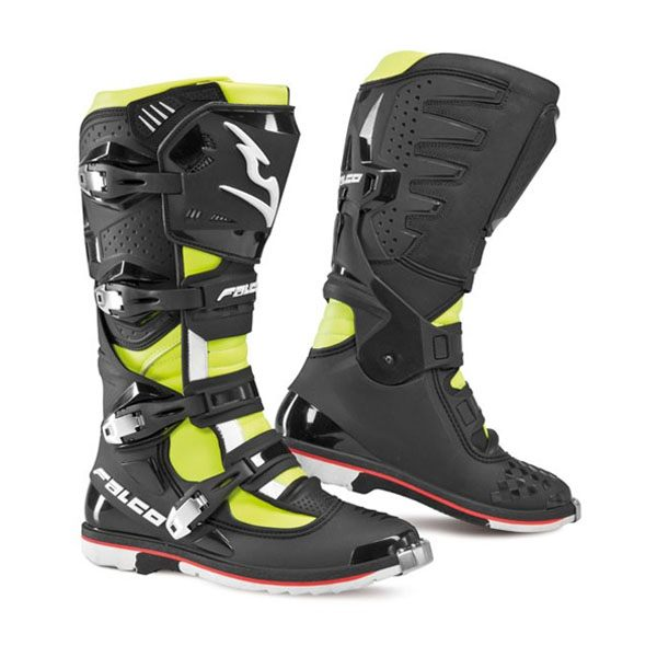 Falco Extreme Pro 3.1 Boot - Fluo Yellow