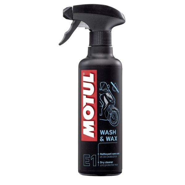 Motul E1 wash & wax 400ml