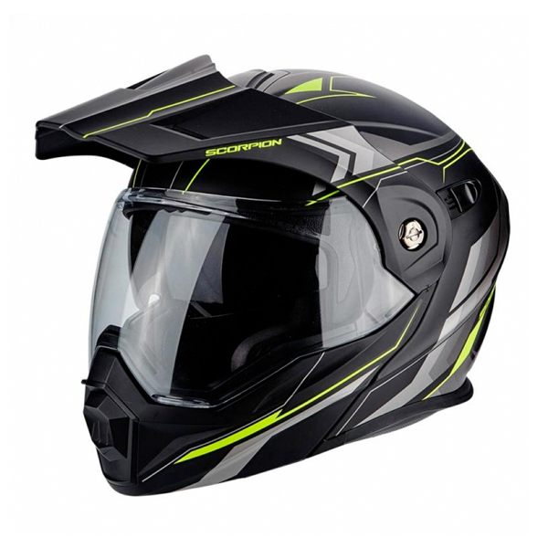 Scorpion ADX-1 - Anima Black/Yellow