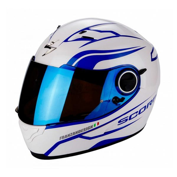 Scorpion EXO-490 - Luz Blue/White