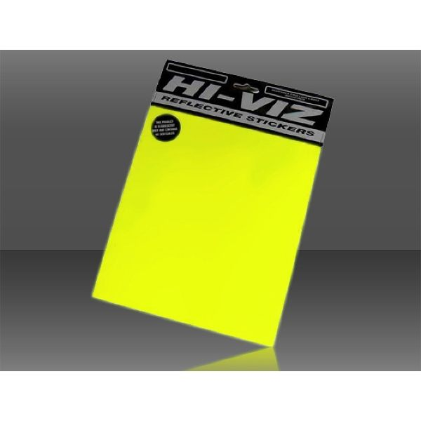 Respro Sticker Kit - Fluo Yello