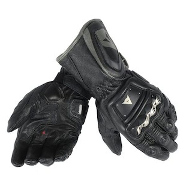 Dainese 4 Stroke Long Gloves - Black