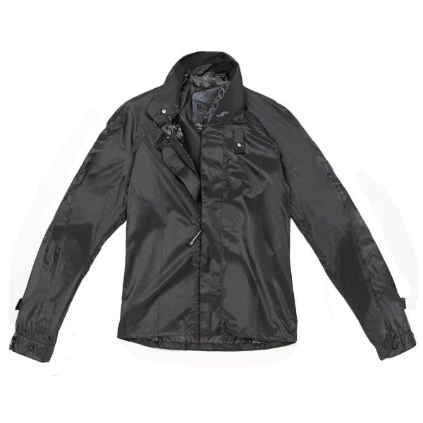 Spidi Rain Gear Rain Chest Jacket Ladies - Black
