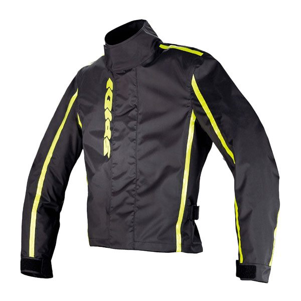 Spidi Rain Gear Rain Cover Jacket - Yellow Fluorescent