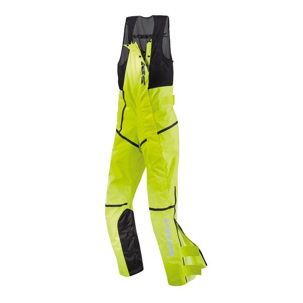 Spidi Rain Gear Rain Salopette - Yellow Fluorescent