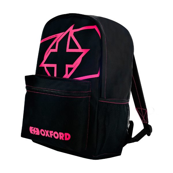 Oxford X-Rider Backpack - Pink