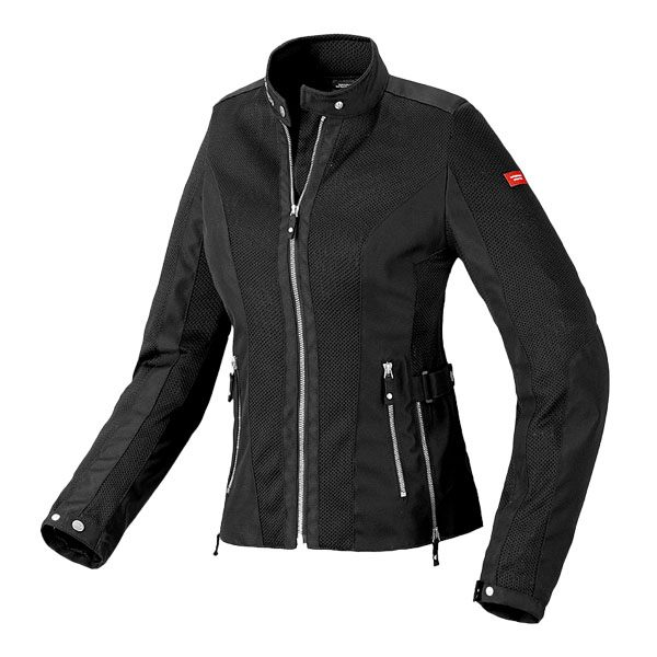 Spidi Tex Tech Summernet Ladies Jacket - Black