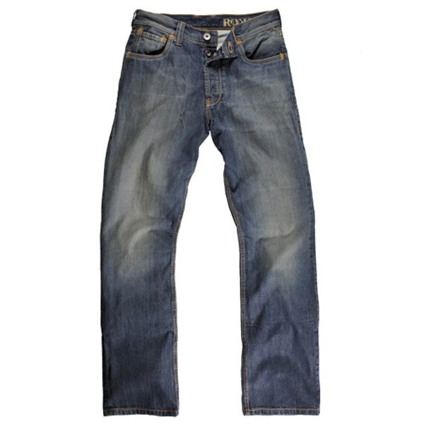 Rokker Original Jeans - Stone Washed Blue