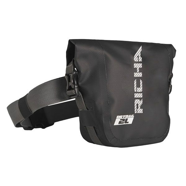 Richa H20 Waist Dry Bag - Black
