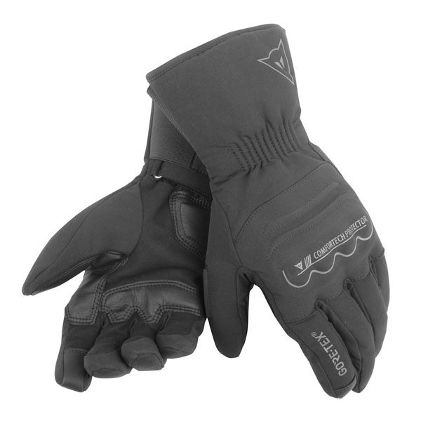 Dainese Freeland Gore-Tex Gloves - Black
