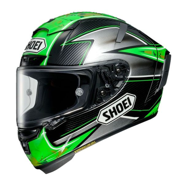 Shoei X-Spirit 3 - Laverty