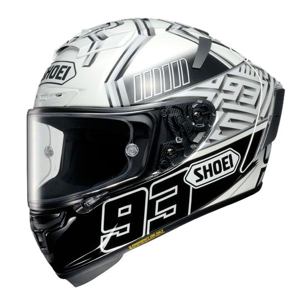 Shoei X-Spirit 3 - Marquez (TC6)