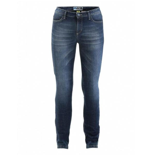 PMJ Rider Ladies Jeans - Mid Blue