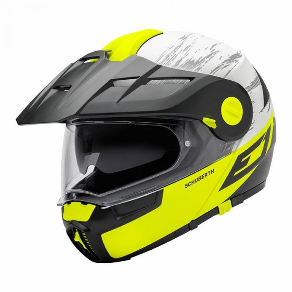 Schuberth E1 - Crossfire Yellow
