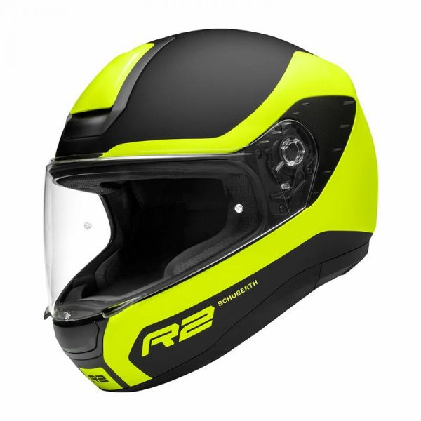 Schuberth R2 - Nemesis Yellow
