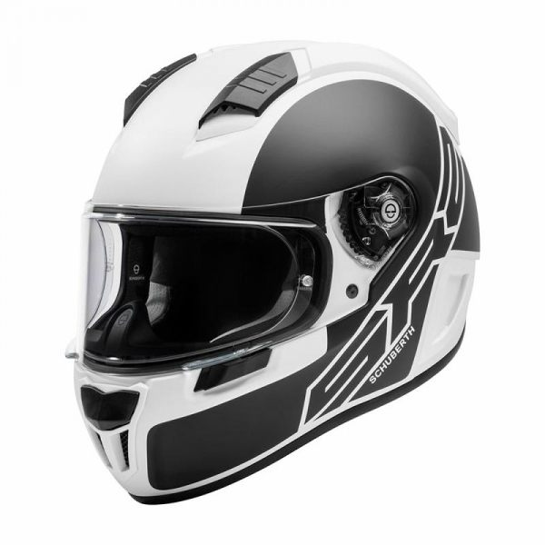 Schuberth SR2 - Traction