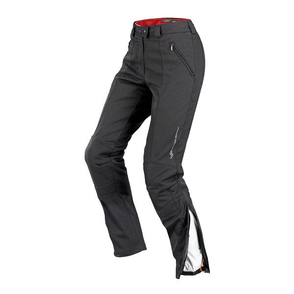 Spidi H2OUT Glance Ladies Trousers - Black