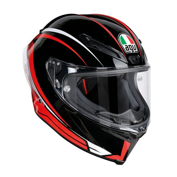 AGV Corsa-R - Arrabbatia Red