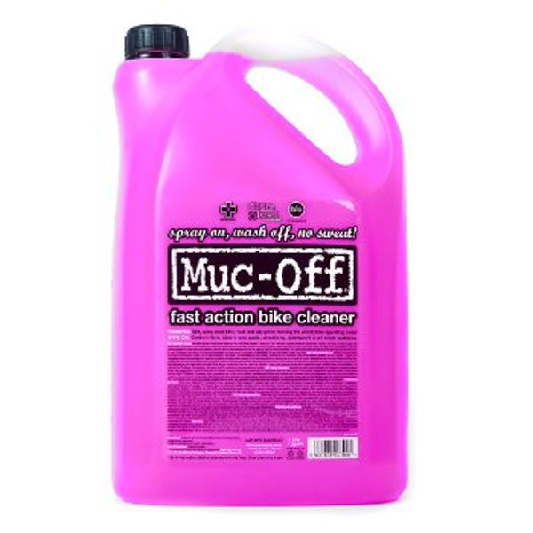 Muc-Off Nano Tech Bike Cleaner 5 Litre - M667