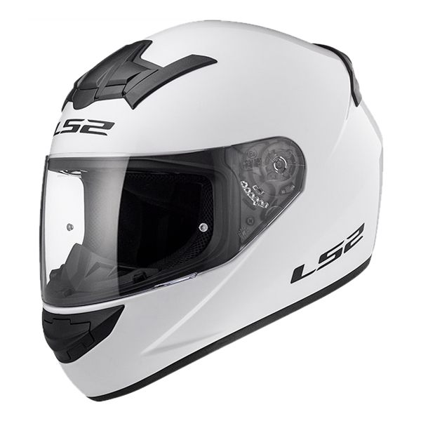 LS2 FF352 Rookie - Gloss White