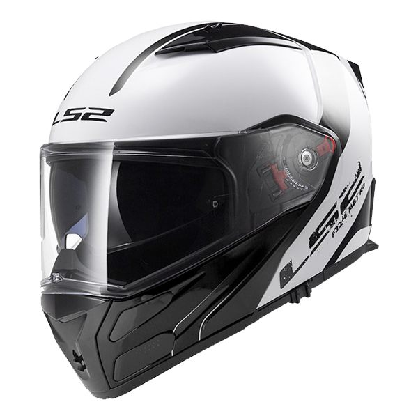 LS2 FF324 Metro - Rapid White/Black