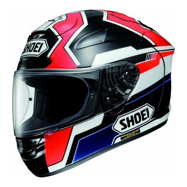 Shoei X-Spirit 2 - Marquez 2 (TC1)